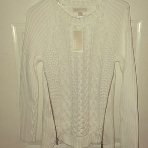 Michael Kors Cable Knit Sweater NWT!
